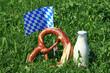 Bayern - Milch und Korn aus saftigen Wiesen