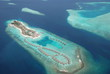 Fototapeten,maldives,insel,luftaufnahme,luftbild
