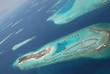 Fototapeten,asien,luftaufnahme,luftbild,korallenriff