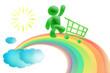 Rainbow buyer