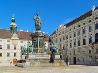 Innerer Burghof Wien