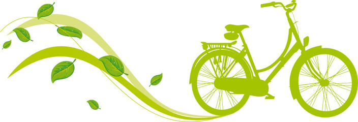 Bicyclette nature