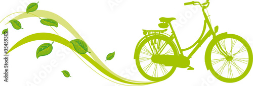 Bicyclette nature - 35459302