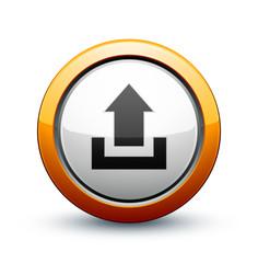 icône envoi upload