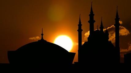 Kazan Kremlin 01 – Qolsharif Mosque