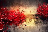 Fototapety Paint Splatter