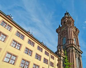 Alte Universität Würzburg