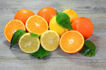 Limoni ed arance