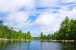 newton lake, bwcaw, minnesota