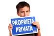 proprietà privat