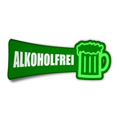 sticker masskrug alkoholfrei 1