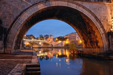 Arch of Bridge