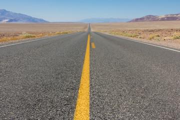 route de la Death Valley