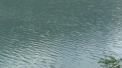 lago val d'ultimo dolomiti italia