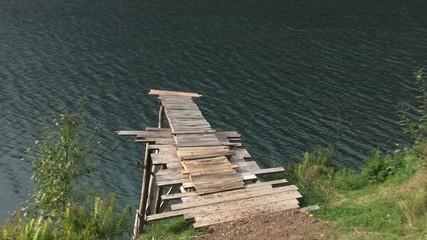 trampolino lago val d'ultimo trentino