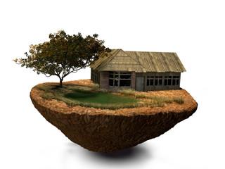 Wasteland Island Home