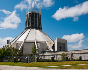 Liverpool Metropolitan Cathedral, UK