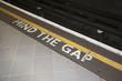Mind The Gap - 35477164