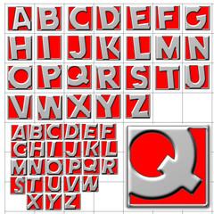 abc alphabet background comet positive design