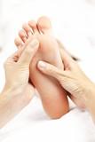 Fototapety Foot massage