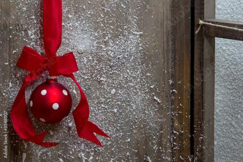 Weihnachten in Rot