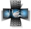 Cube beauty swan