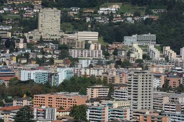 La città di Lugano