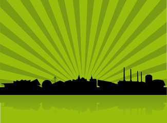 Wolfsburg Illu