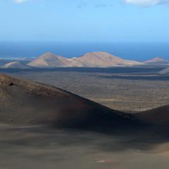 Parc National de Timanfaya, Lanzarote, Canary