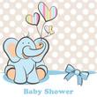 elephant Boy Baby Shower