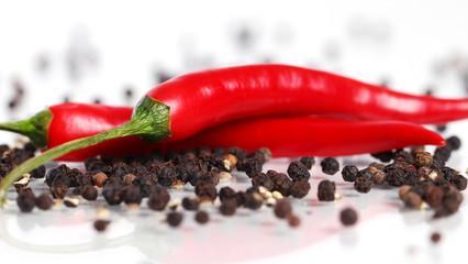 Czerwona papryczka chilli