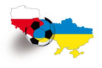 Fussball: Polen Ukraine