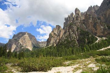Vallunga (Val Gardena)
