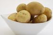 Kartoffeln roh
