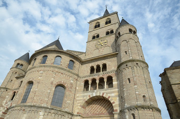The Cathedral in Trier (Germany)