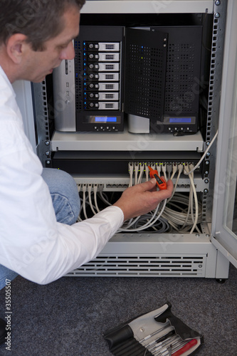 EDV-Techniker
