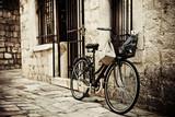 Fototapeta atrakcyjny - tło - Rower