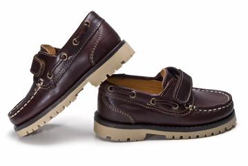 Zapatos nauticos.