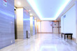 Fresh Clean Brightly Lit Hotel Elevator Lobby (Brandable)