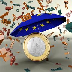 Rating EURO Rettungsschirm