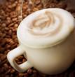 Coffee Cappuccino or Latte