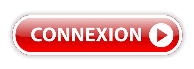 """Bouton Web """"CONNEXION"""" (accès internet se connecter cliquer ici)"""