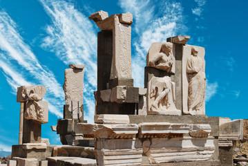 Antiquity greek city - Ephesus.