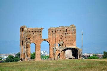 Parco Regionale dell'Appia Antica - Villa dei Quintili