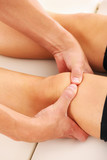 Therapeutic massage poster