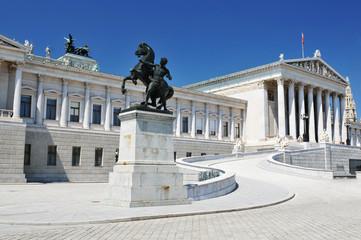 Vienna - Parliament building