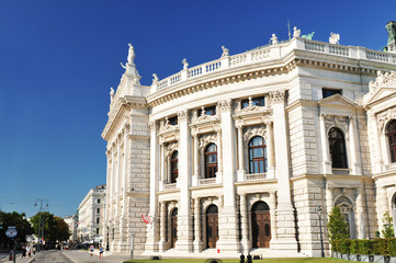 National Theater in Vienna, Austria