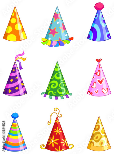 Party hats - 35544125
