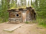Die Zweibeinerhütte