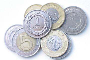 Złotówka zł monety 2zł 5zł